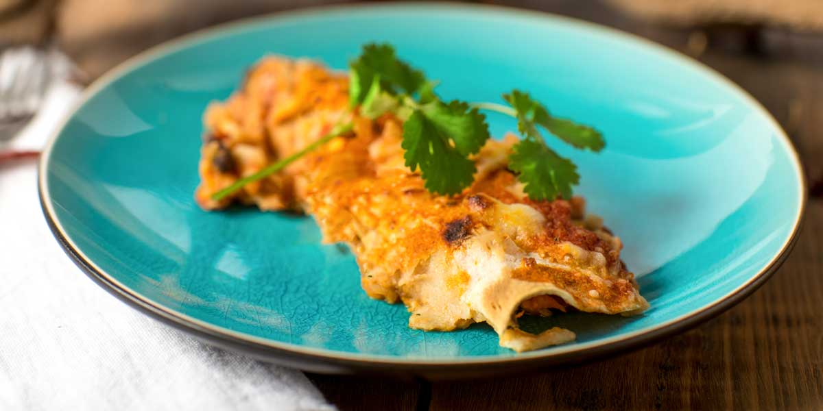 enchiladas with cheese